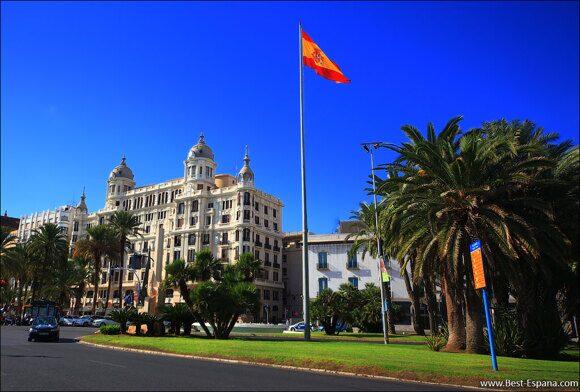 Alicante Spanien Costa Blanca 02