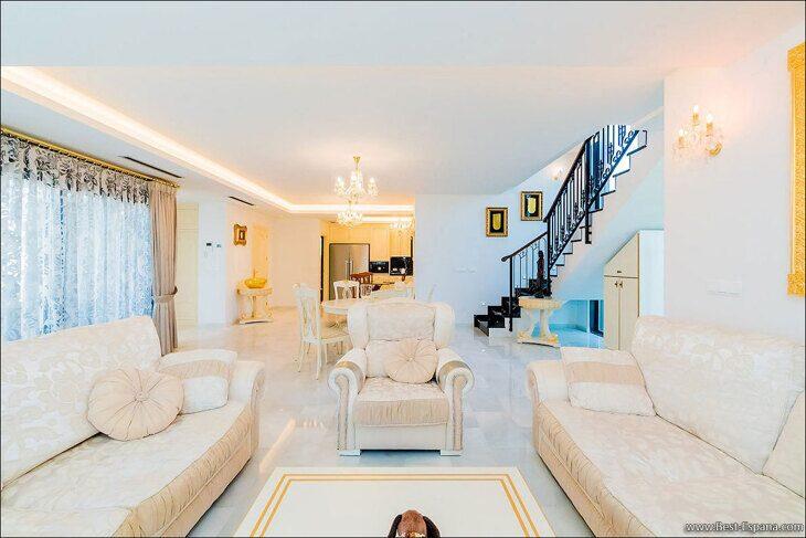 luxury villa in Spain Campoamor 18 photography