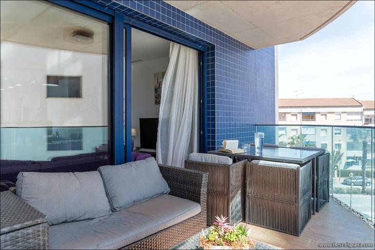 Appartement in Spanje Sea Senses Punta Prima 30 foto
