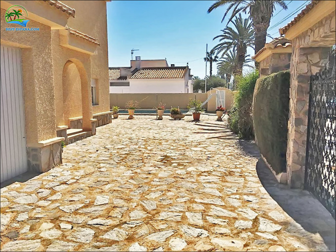 Villa en España junto al mar en Cabo Roig 08 foto