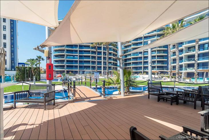 Appartement in Spanje Sea Senses Punta Prima 43 foto