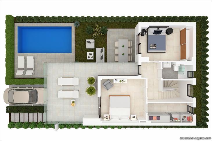property-in-Spain-villa-in-San-Javier - Murcia-49 photo
