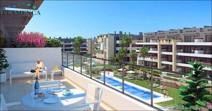 Immobilien-in-Spanien-auf-Orihuela-Costa-Playa Flamenca-14 Fotografie