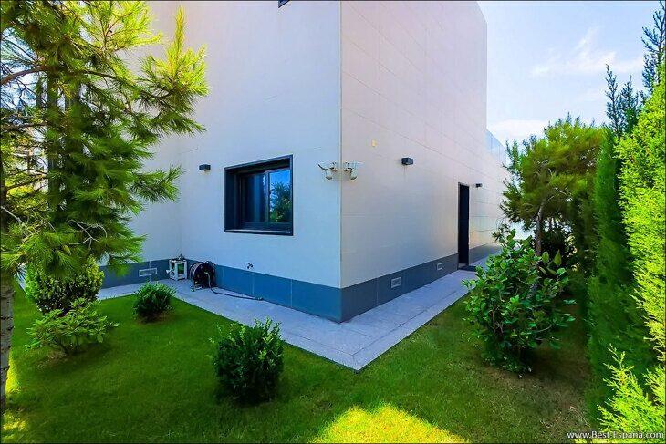 luxury villa in Spain Campoamor 10 photography