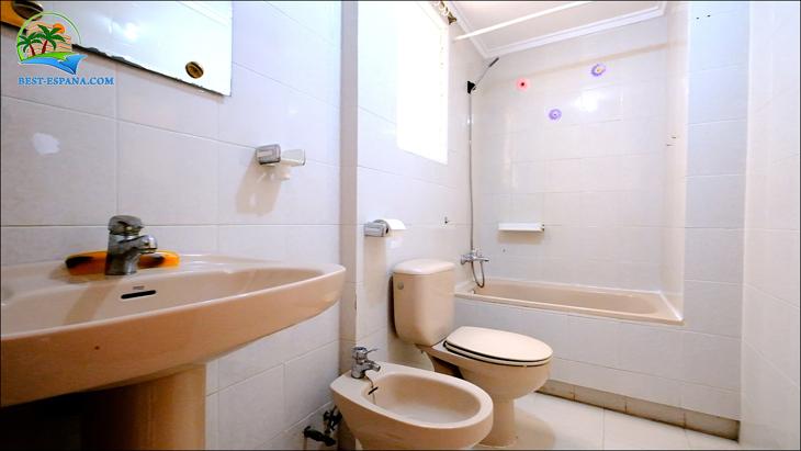 Lägenhet i Spanien vid havet 11 foto