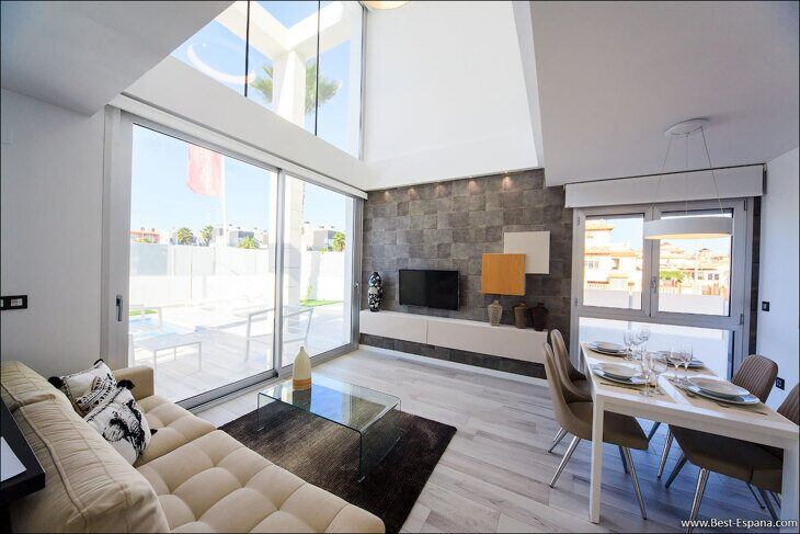 new-property-Spain-villa-high-tech-luxury-Cabo Roig-07 photo