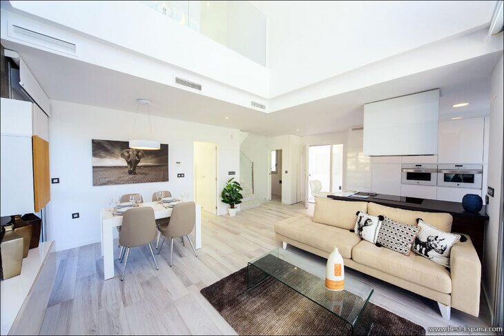 new-property-Spain-villa-high-tech-luxury-Cabo Roig-10 photo