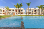 Neue Immobilien in Spanien, stilvolle Bungalows