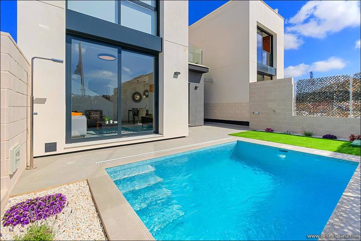 Fotos Stilvolle Villen mit privatem Pool, Garten, Parkplatz