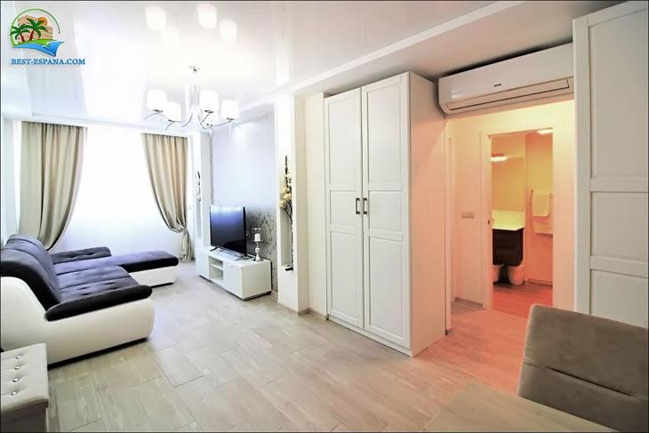 Lägenhet med 3 sovrum i Spanien vid havet 06 foto