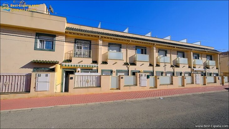 Foto Herenhuis in Spanje, huis aan zee