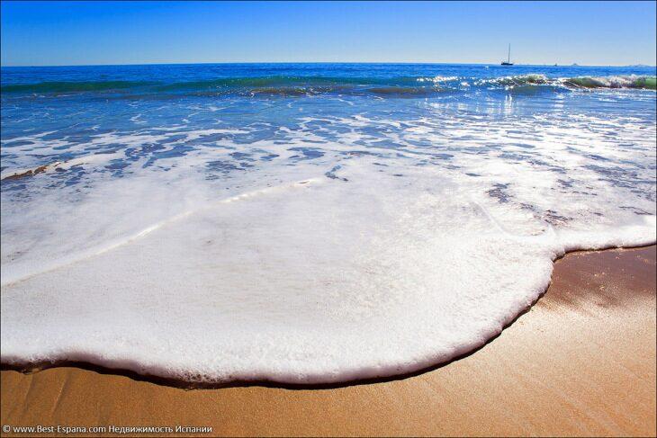 kvartira-playa-flamenca-ispaniya-more-30's Foto