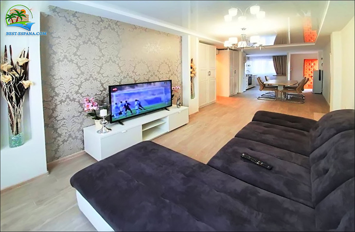Lägenhet med 3 sovrum i Spanien vid havet 03 foto