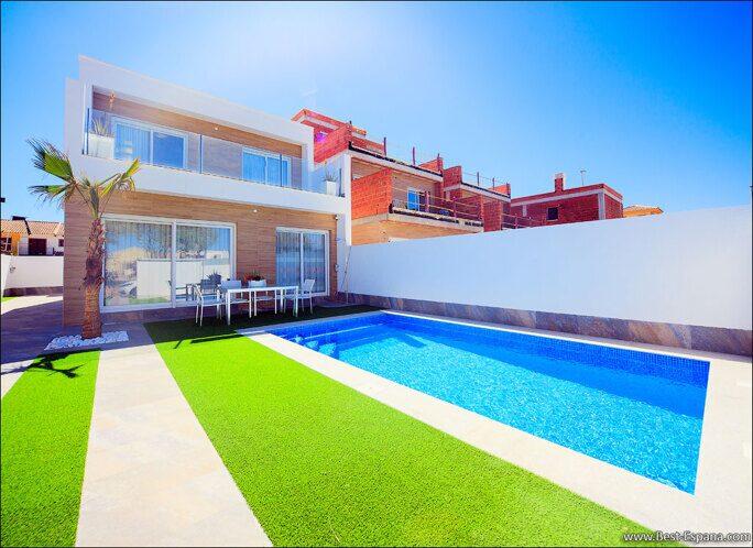 Fotos Villa mit 3 Schlafzimmern und 2 Bädern an der Costa Blanca
