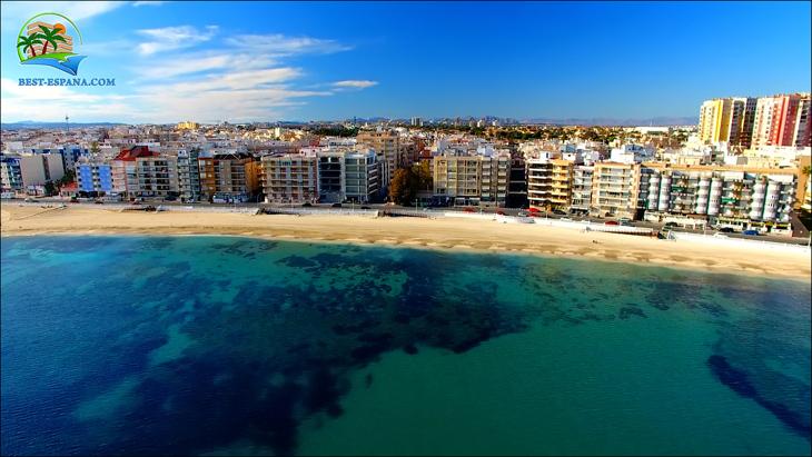 Lägenhet i Spanien vid havet 24 foto