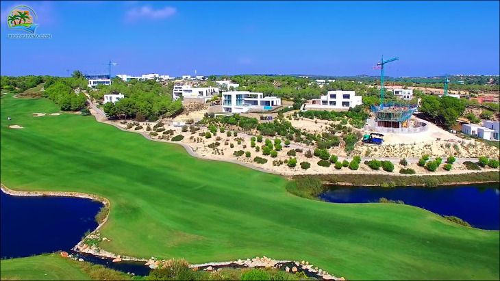 Las Colinas golf och country club 02 fotografering