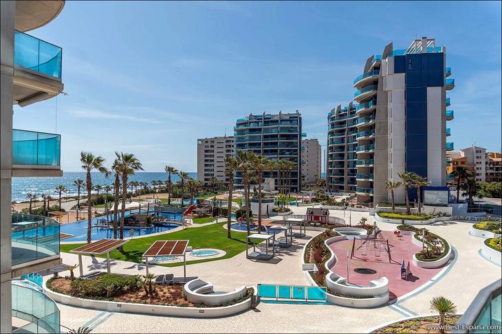 Appartement in Spanje Sea Senses Punta Prima 02 foto