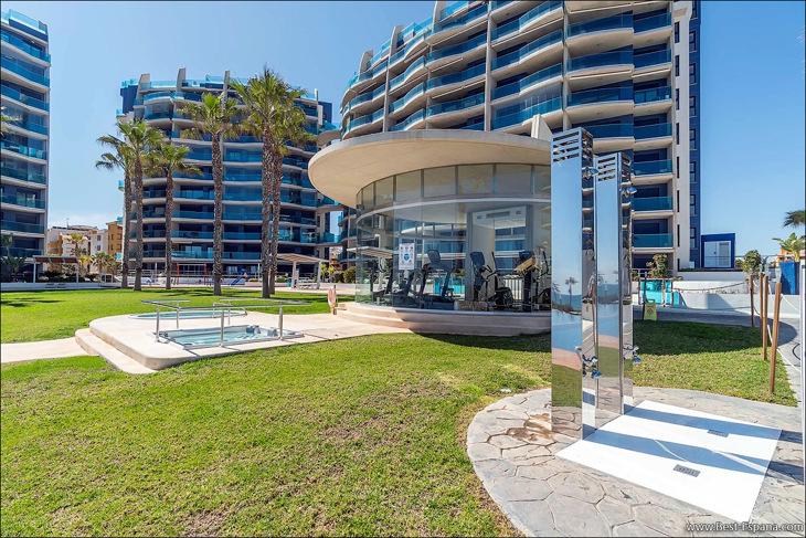 Appartement in Spanje Sea Senses Punta Prima 40 foto