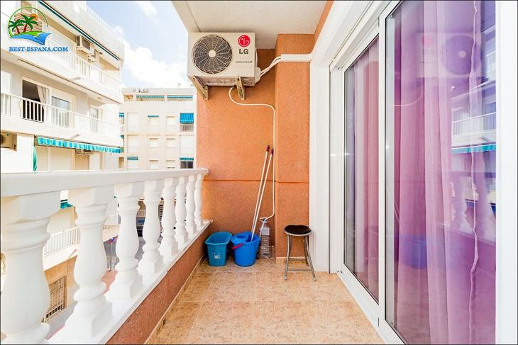 lägenhet i Spanien vid havet Torrevieja 14 foto