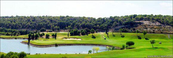 golfbanor i Spanien fastighetsvillor 05