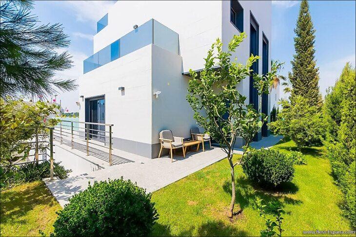 luxury villa in Spain Campoamor 12 photography