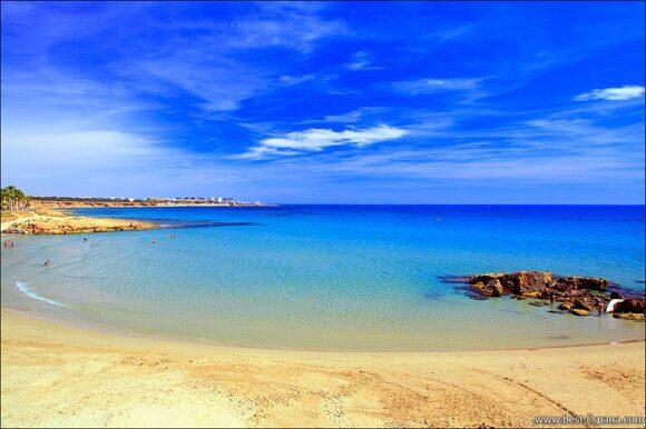 Die besten Sandstrände in Spanien