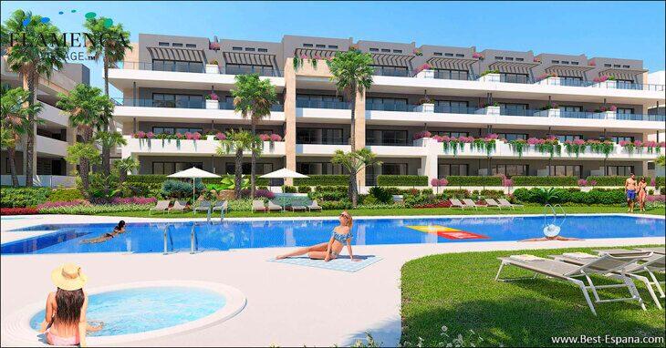 Immobilien-in-Spanien-auf-Orihuela-Costa-Playa Flamenca-04 Fotografie
