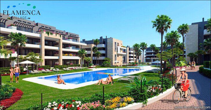 Immobilien-in-Spanien-auf-Orihuela-Costa-Playa Flamenca-02 Fotografie