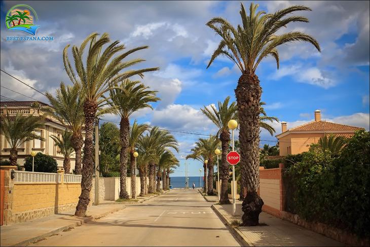 España Cabo Roig propiedades playas 10 imagen