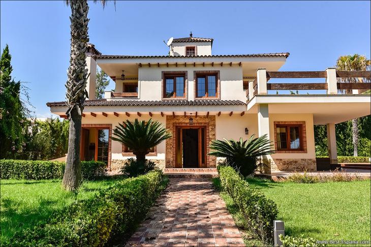 Luxury villa in Spain premium 04 photo