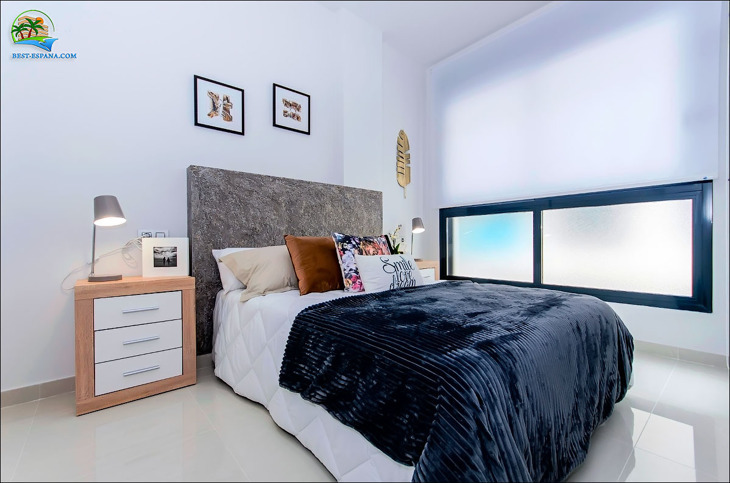 Apartments in Spain in a new building 25 photo