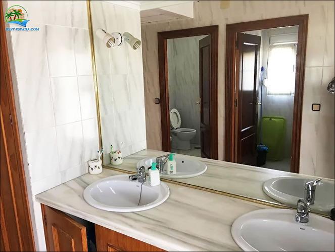 Villa en España junto al mar en Cabo Roig 16 foto