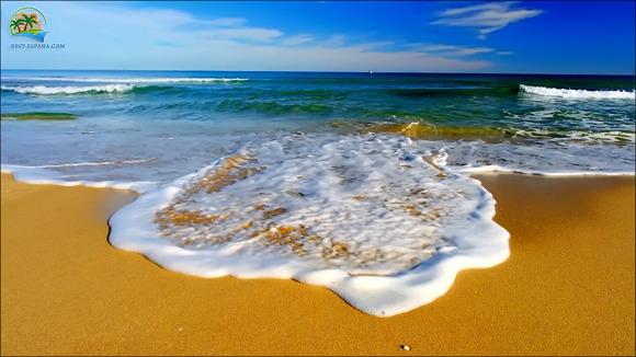 Spain beach in Torevieja