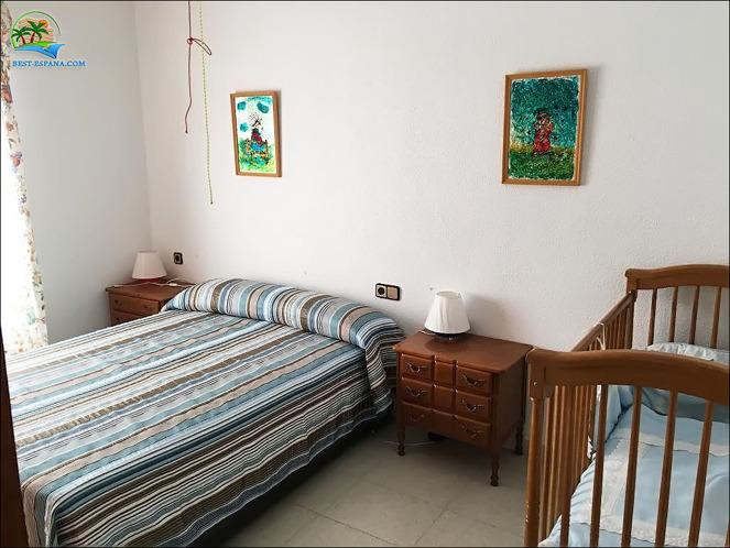 Villa en España junto al mar en Cabo Roig 20 foto