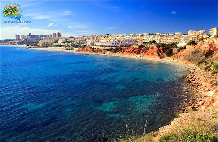 España Cabo Roig propiedades playas 11 imagen