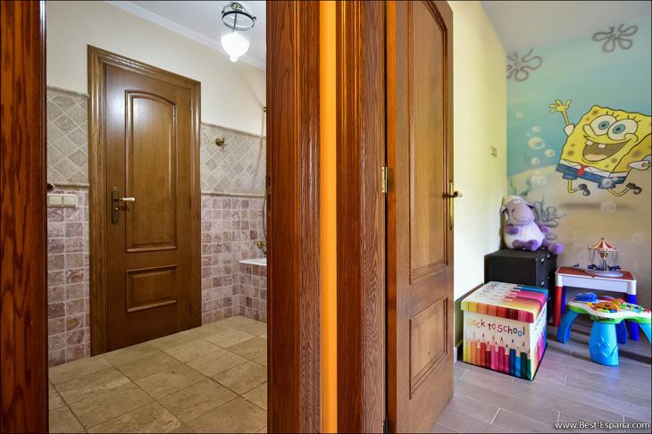 Luxury villa in Spain premium 32 photo