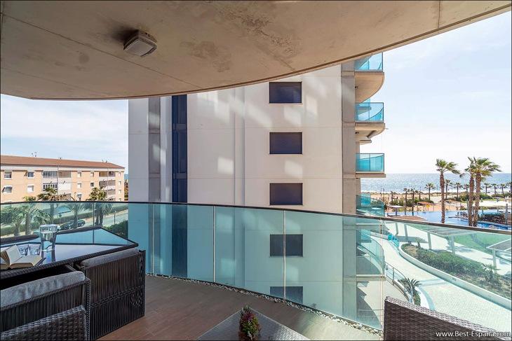 Appartement in Spanje Sea Senses Punta Prima 15 foto