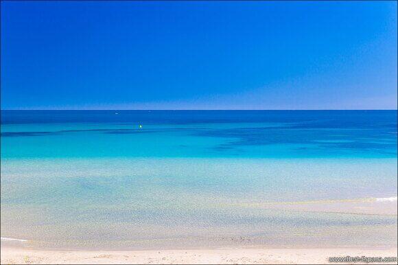 Die besten Strände in Spanien mit blauem Wasser und weißem Sand
