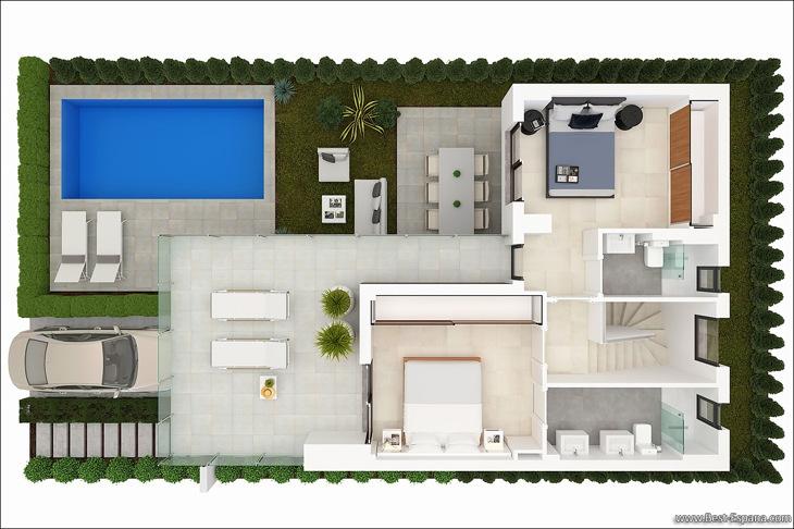 property-in-Spain-villa-in-San-Javier - Murcia-48 photo