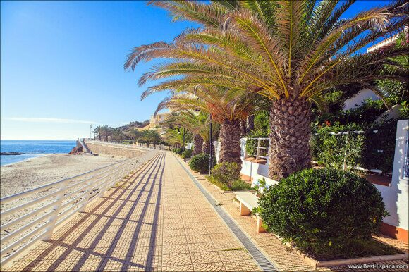 Spain Beach Aquamarine Campoamor 01