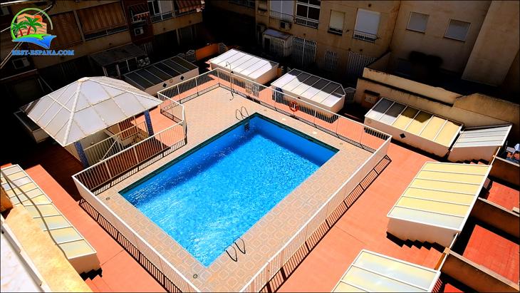 Lägenhet i Spanien vid havet 14 foto
