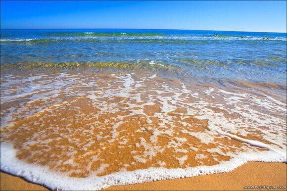 Spain Beach Aquamarine Campoamor 02