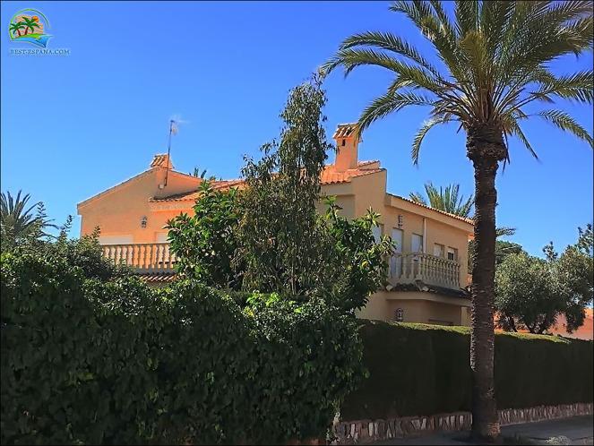 Villa en España junto al mar en Cabo Roig 07 foto