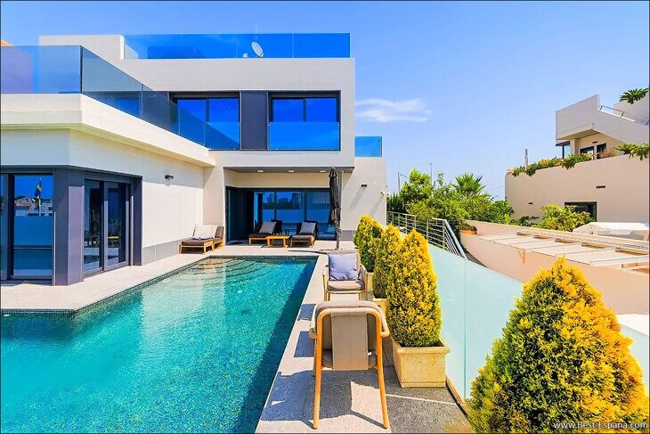luxury villa in Spain Campoamor 08 photography