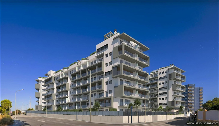 new-apartments-in-Spain-in-Campoamor-03 photo