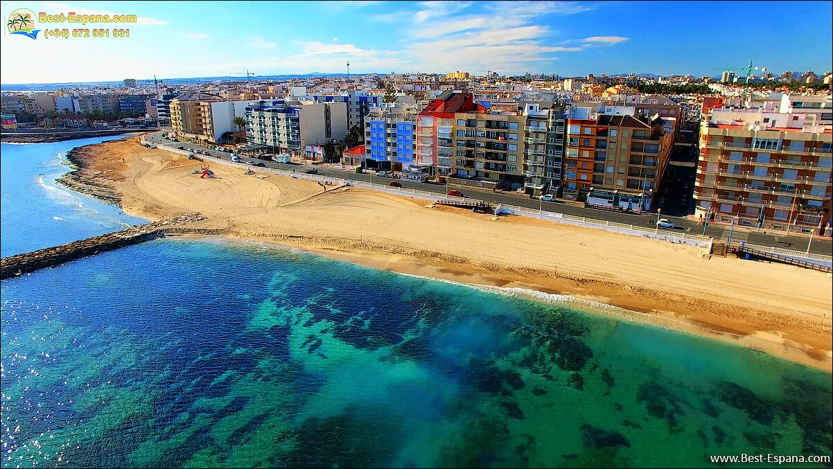 квартира в испании у моря недорого