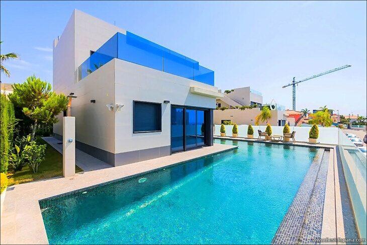 luxury villa in Spain Campoamor 07 photography