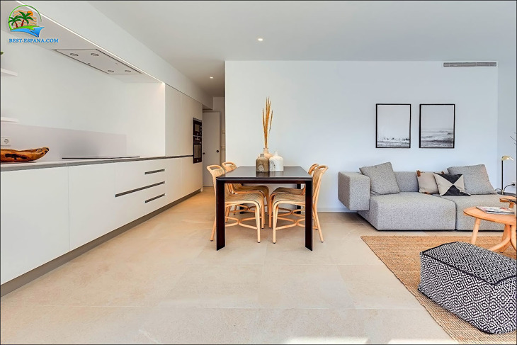 property in Spain new apartments 30 photo