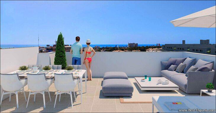 Immobilien-in-Spanien-auf-Orihuela-Costa-Playa Flamenca-15 Fotografie