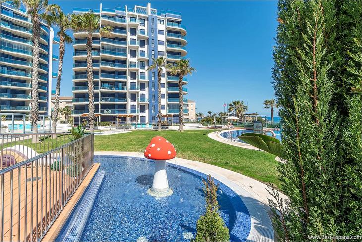 Appartement in Spanje Sea Senses Punta Prima 38 foto